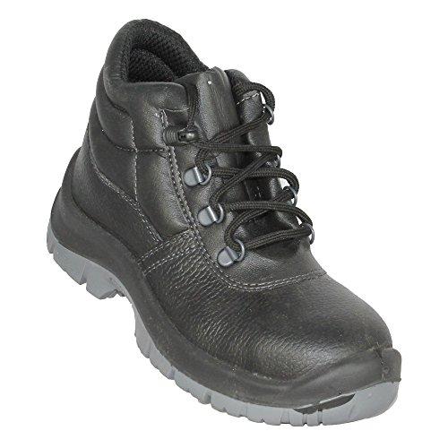 U Group Coffre-fort RS S3SRC Bottes Chaussures de sécurité haut Noir B de Construction de Marchandises Noir - Noir