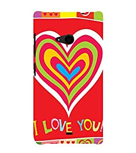 "printtech High Quality Premium Luxurious Designer ("" Matte finish"" 360 Degree Protection ) Back Case Cover for Lumia Lumia 540 / Microsoft Lumia 540"