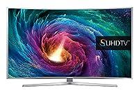 Samsung UE65JS9000 65 -Inch Curved SUHD 4K Nano Crystal Smart 3D TV [Energy Class A]