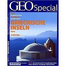 GEO Special / Griechische Inseln