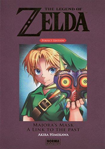VIVE LAS AVENTURAS DE LINK EN VERSIÓN KANZENBAN! En este segundo tomo de la edición Kanzenban de las adapataciones oficiales de los videojuegos de la saga Zelda, con páginas a color, contenido exclusivo y un formato mayor para disfrutar hasta el últi...