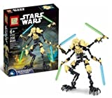 #3: Powerpak Maylego-81632 General Grevious (261pcs) Star Wars Toy Building Figures 3D Puzzle For Ages 6+ (86 Pieces)