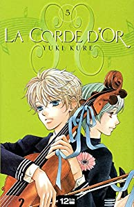 La corde d'or Edition simple Tome 5