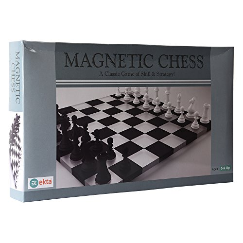 Ekta Magnetic Chess By Krasa Toys