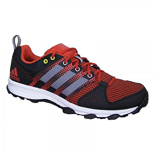 adidas Galaxy Trail M, Zapatillas De Running para Hombre, Varios Colores (Chiart / Ftwbla / Negbas), 43 1/3 EU