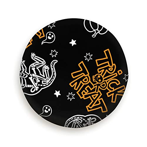 letons Cats Trick Holidays Anatomy Universal Spare Tire Cover Black 14inch ()