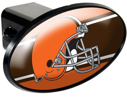 Great American NFL Cleveland Browns Anhängevorrichtung Cover (Trailer Racks Hitch)