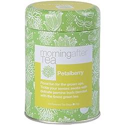 Vintage Teas Grüner Tee Petalberry, 10 Pyramidenbeutel in Dose, 4er Pack (4 x 20 g)