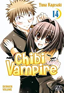 Chibi Vampire Karin Edition simple Tome 14
