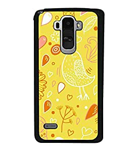 ifasho Designer Phone Back Case Cover LG G4 Stylus :: LG G4 Stylus H630D H631 H540 ( Blue White Green Colorful Pattern Design )