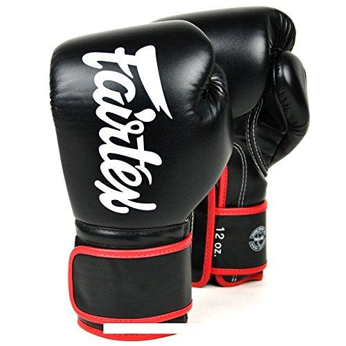 fairtex boxhandschuhe Fairtex Boxhandschuhe BGV14 - Black - Boxhandschuhe MMA Kickboxen Sparring Muay Thai (14oz)