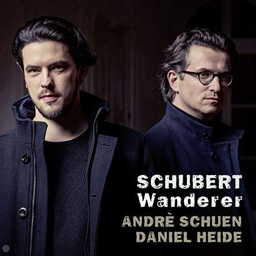 Schubert : Lieder. Schuen, Heide.