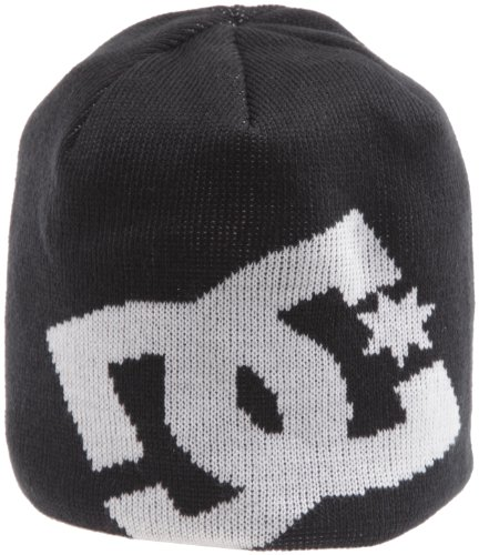 DC Shoes Herren Hat BIG STAR M, schwarz, One size, 102812-BLK