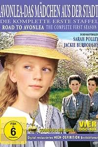 Avonlea - Das Mädchen aus der Stadt: Die komplette erste Staffel [4 DVDs]