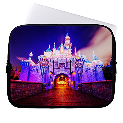 hugpillows-laptop-sleeve-bag-sleeping-beauty-castle-disneyland-notebook-sleeve-cases-with-zipper-for