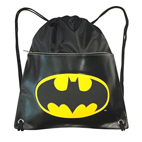 Saco Batman DC Comics Batsignal grande