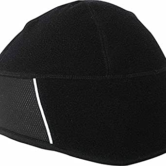 JAMES NICHOLSON - bonnet micropolaire running jogging - JN320 - taille L/XL - coloris noir - mixte homme / femme