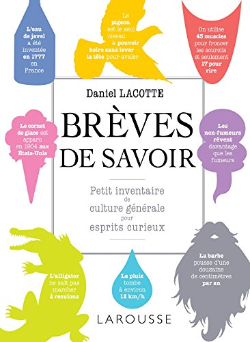 BREVES DE SAVOIR