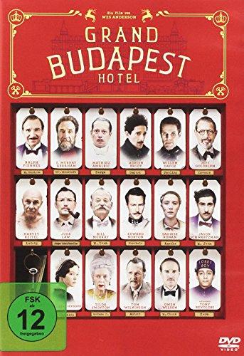 Bild von Grand Budapest Hotel [DVD]