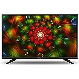 Fortex 60 cm (24 inches) HD Ready LED TV FX24VRI01 (Black) (2019 Model)