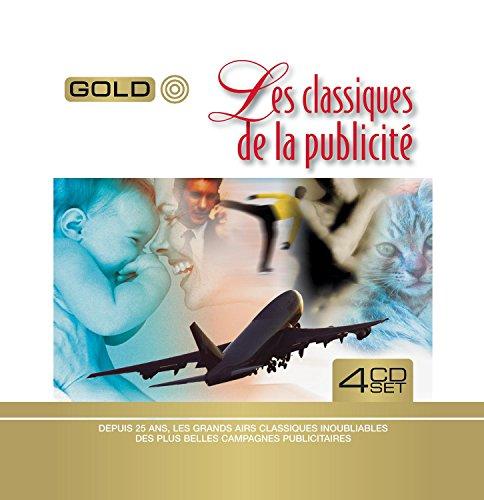 Les Classiques de la publicité (Coffret Metal 3 CD)