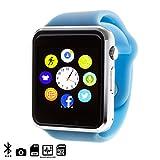 DAM TEKKIWEAR. G08 SMARTWATCH.4x1x4,5 cm. Color: Azul