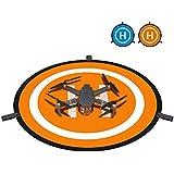 """iTrunk 30 """"(75cm) RC Drone et Quadcopter Landing Pad Pad de Lancement d'hélicoptère Portable étanche pour DJI Mavic Pro, DJI Spark, DJI Phantom 4/4 Pro et plus"""