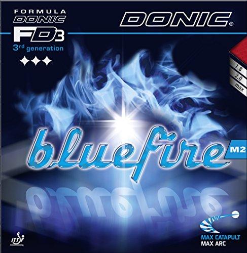 DONIC Belag Bluefire M2, 1,8 mm, rot