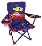 Fun House 712940 DISNEY CARS Chaise - Fauteuil de Camping pliable pour Enfant