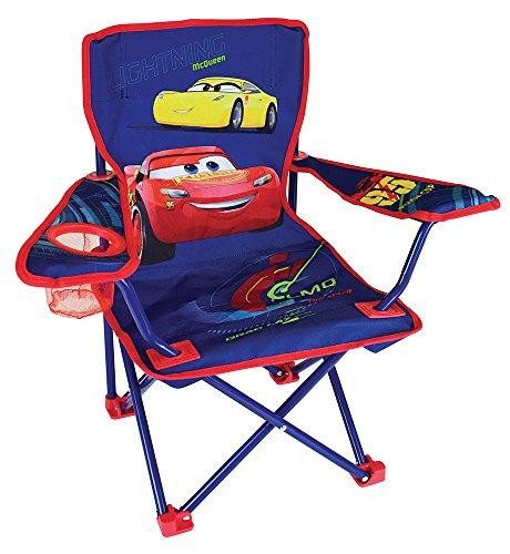 Preisvergleich Produktbild Unbekannt Fun House Vlies Campingstuhl, für Kinder Jungen, blau