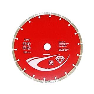 Ø 230 mm Stein Trennscheibe Diamantscheibe Trockenschnitt Steinscheibe