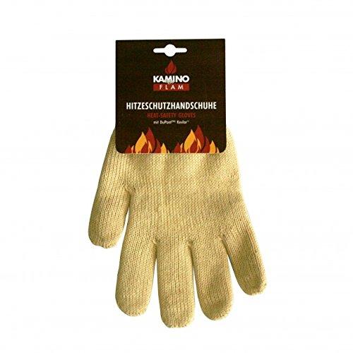guanti resistenti al calore Kamino-Flam 333018 Guanto Resistenti al Calore Fino a 250°C
