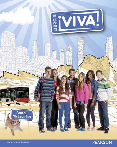 Viva! Pupil Book 2 by Anneli Mclachlan (2014-01-24)
