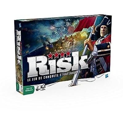 Hasbro - 28720 - Risk - Jeu de Conquete Stratégique