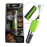 #8: Hk Villa Cordless Touches Max Nose Trimmer With Built In Led Light Max All In One Personal Trimmer For Men And Women The Original Micro Touches Max, Hair Trimmer Cordless Great For Travel, Nose Hair Trimmer With Built In Led Light(nose trimmer for mens)