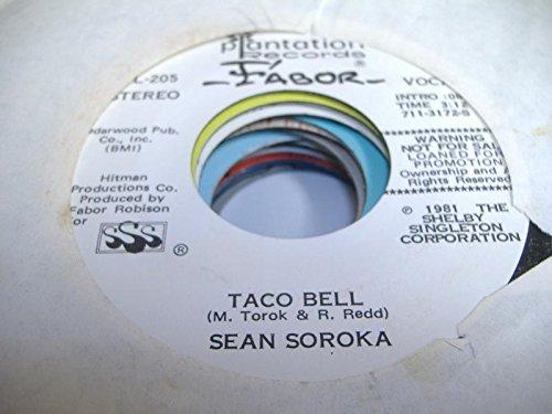sean-soroka-45-rpm-taco-bell-same