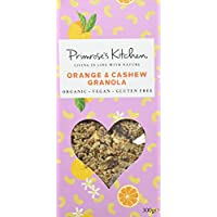 Primroses Kitchen Granola Ecológica con Anacardos y Naranja ...
