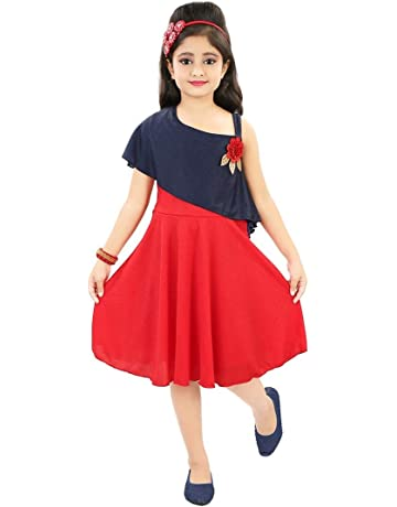Dresses For Girls Buy Gowns Frocks For Girls Online At