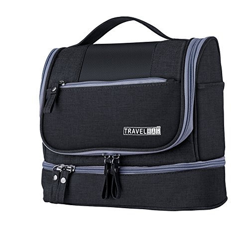 41cb8d971 Bolsa de viaje para colgar, Hotchy Bolsa de aseo Make Up Wash Bags  Organizador impermeable