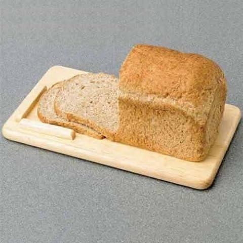 Patterson Medical Hardwood Bread Board
