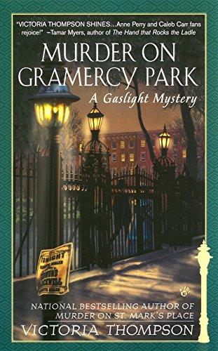 Murder on Gramercy Park: A Gaslight Mystery (Gaslight Mysteries)