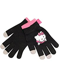 d06f14e82 Official Licensed Girl's Hello Kitty Touch Screen Gloves Age 4-8 Years