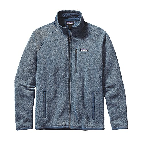 Patagonia Better Sweater Herren Fleecejacke Blau