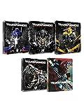 Transformers - Saga Completa in Steelbook (Blu-Ray)