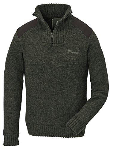 Pinewood Hurricane Damen Strick Sweater grün M