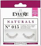 Eylure No. 015 (Naturals) was Ultra Fine Strip Lashes