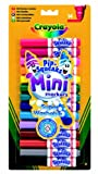 Enlarge toy image: Crayola Pip-Squeaks - Mini Markers (14 Pack) -  preschool activity for young kids