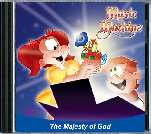 [( Majesty of God * * )] [by: Bridgestone Multimedia] [Jan-2002]