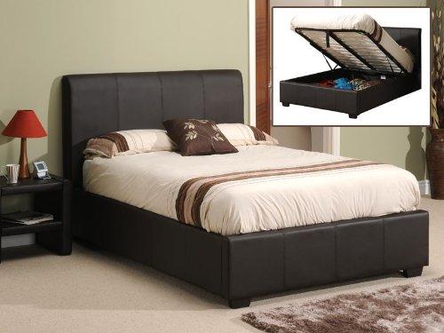snuggle-beds-oregon-ottoman-matte-brown-6-super-king-ottoman-beds