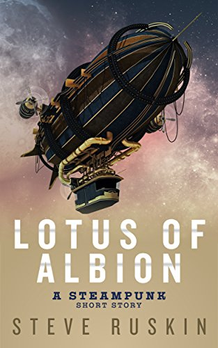 Lotus of Albion: A Steampunk Short Story steampunk buy now online